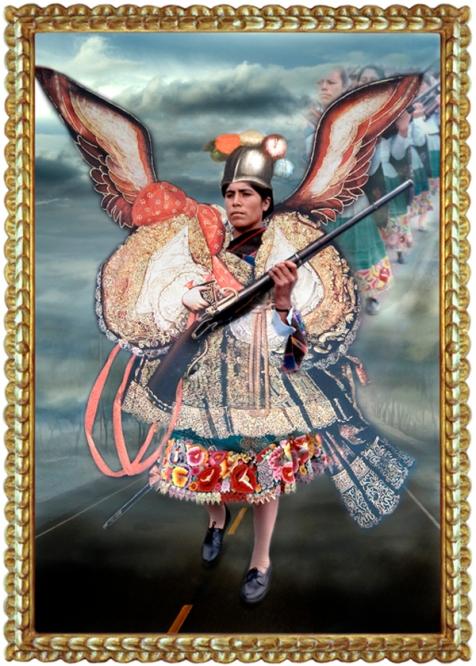 La Virgen Arcabucera.72x600