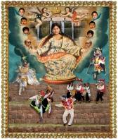 La Virgen del Sur.72x600